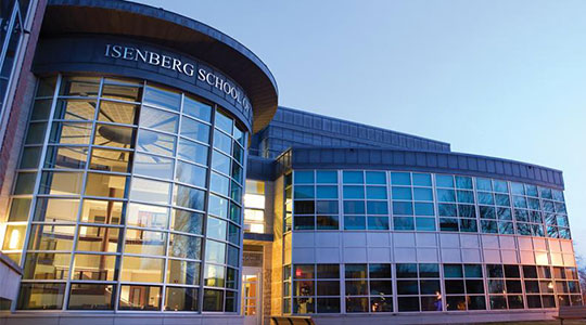 Isenberg School of Management's online MBA ranked No. 1 in the U.S.
